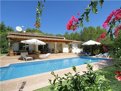 Holiday villa in Spain