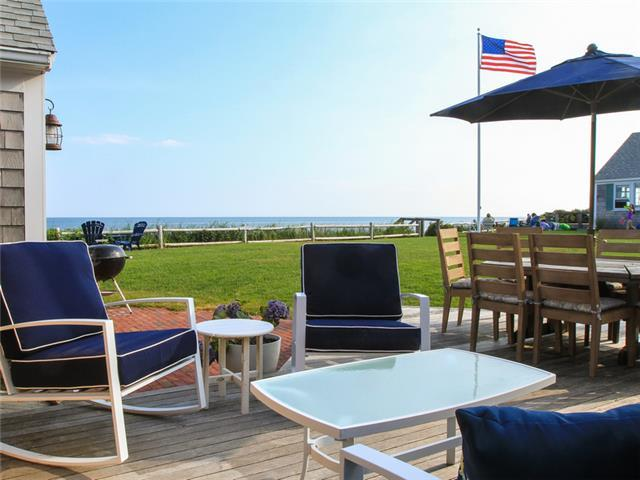 Dennis Seashores 23B Chase Ave Oceanfront - 4 BR 3BA