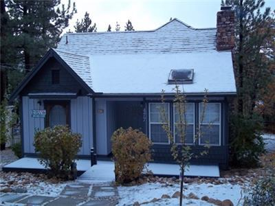 Cabin in Big Bear Lake