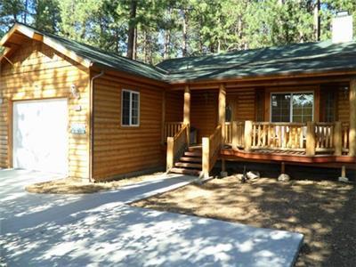 Cabin in Big Bear Lake