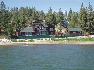 Cabin in Fawnskin