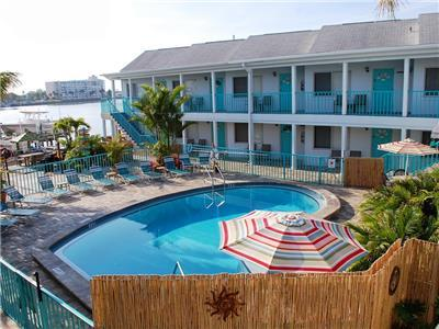 Monthly Beach Rentals with a Pool in Clearwater