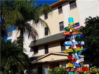 Weekly Beach Rental in Clearwater