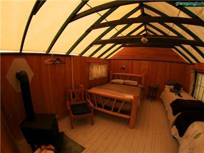 Cabins | Yurts in Jasper