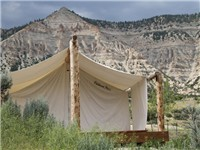 Luxury Tents in De Beque