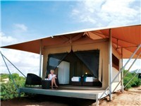 Luxury Tents in Broome