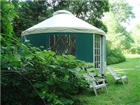 Blue Ridge Yurts (United States) - Company in Floyd