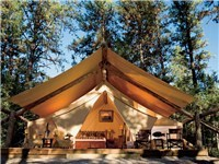 Luxury Tents in Bonner