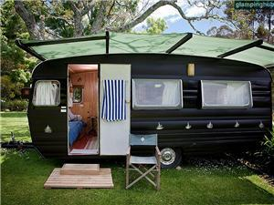 Caravan in Kerikeri