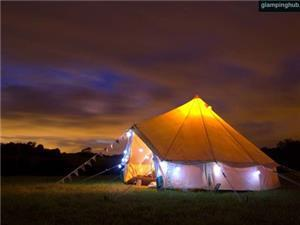Luxury Tents in Bath