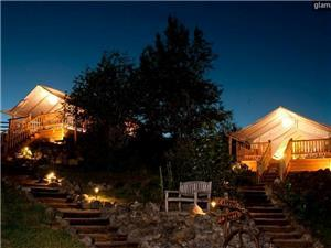 Luxury Tents in Kettle Falls