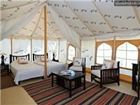 Luxury Tents | Cabins in Gangapur