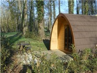 Eco-Pods in Bar-sur-Aube