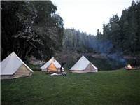 Luxury Tents in