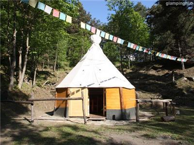 Tipi in Morgex