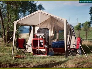 Luxury Tents in Livingston