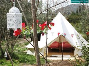Luxury Tents in Ontinyent