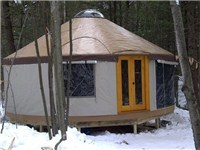 Yurts in Middleton
