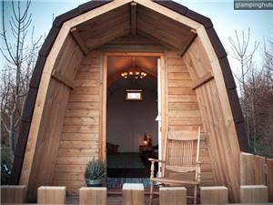 Eco-Pods in Long Ashton