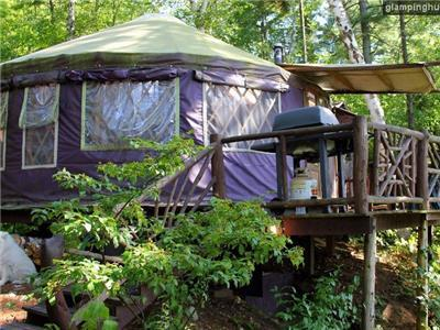 Yurts | Tents in Adirondack