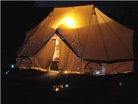 Luxury Tents in Martis
