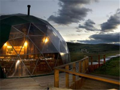Domes / Eco Pods Accommodations
