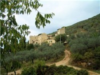 Country House in Campello sul Citunno