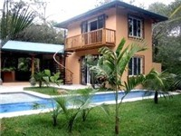 Three-bedroom house in Nosara