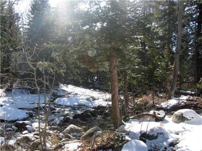 Listen to the rumble of West Fork of Rock Creek