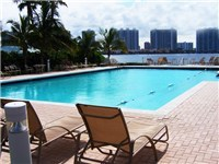 Heated Swimming Pool features a beautiful Intracoastal view