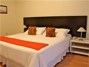 Spacious Master Bedroom features a King size bed