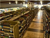 Huge selection of Wines from the Old and New World