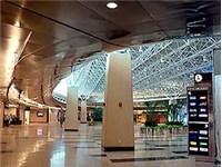 Rental Car Center (RCC) lobby