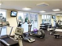 Miami's Best Beach Hotel Fitness Center