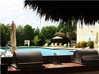 Miami Vacation Rentals, outdoor living