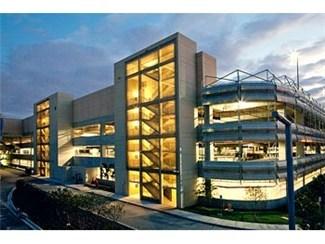 Rental Car Center (RCC) building