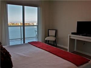 Intracoastal Views from Master Bedroom