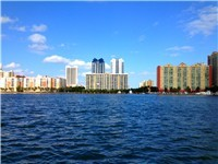 The G Bay from the Intracoastal