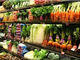 Fresh Vegetables Daily