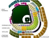 Marlin Stadium Seating Chart
