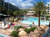 Waterscape Resort/ Water Wonderland/Lazy River/Waterfalls!! Properties
