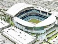New Marlins Ballpark - Sports Center in Miami