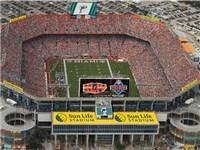 Sun Life Stadium - Sports Center in Miami Gardens