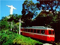 Cristo Redentor Train Line