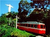 Cristo Redentor Train Line