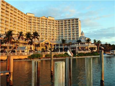 Sanibel Harbour Marriott Hotel
