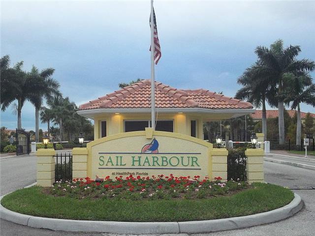 Sail Harbour Gatehouse