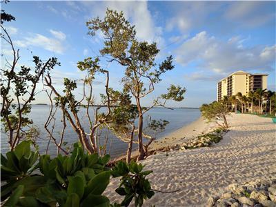Bay View Tower beach