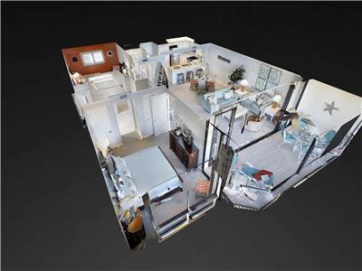 Unit Dollhouse View