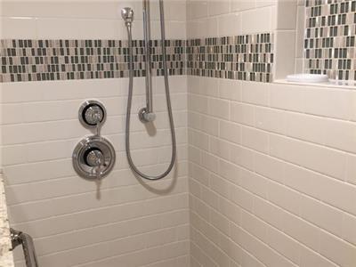 Master Bath  - Walk in Shower